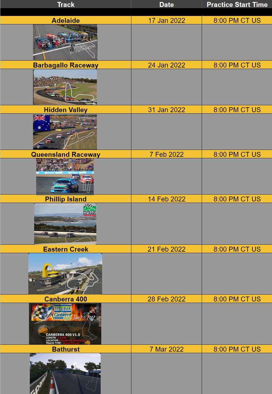 V8 Super Cars Championship-image